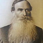 "This is a photograph of William ""California"" Taylor"