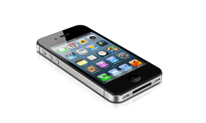 iphone4s black