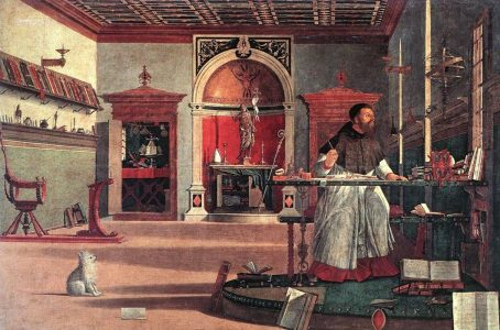 Augustine by Carpaccio